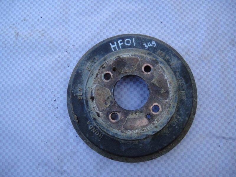 Барабан тормозной Honda Fit GD L15A1 2008 задний (б/у)