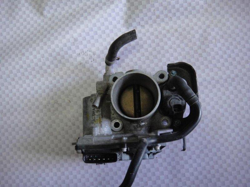 Дроссельная заслонка Honda Fit GD L15A1 2008 (б/у)