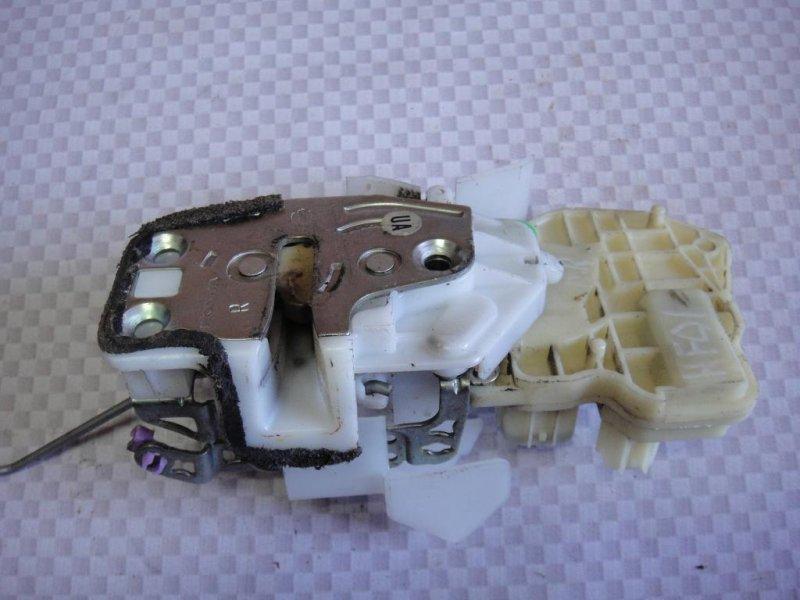 Замок двери Honda Fit GD L15A1 2008 передний правый (б/у)