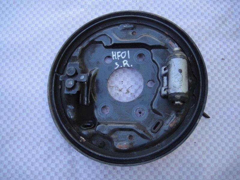 Щит опорный Honda Fit GD L15A1 2008 задний правый (б/у)
