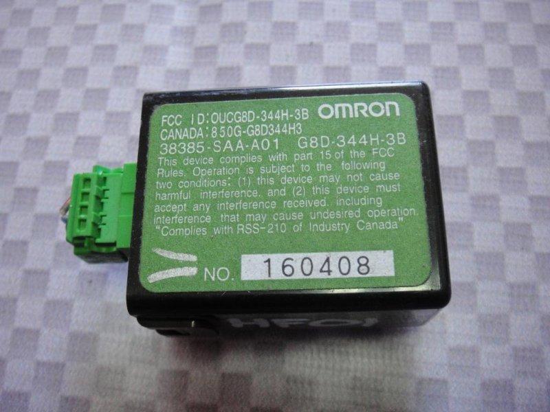 Блок электронный Honda Fit GD L15A1 2008 (б/у)