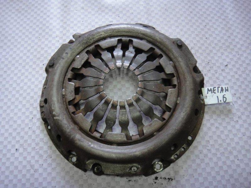 Корзина сцепления Renault Megane BM K4M812 2007 (б/у)