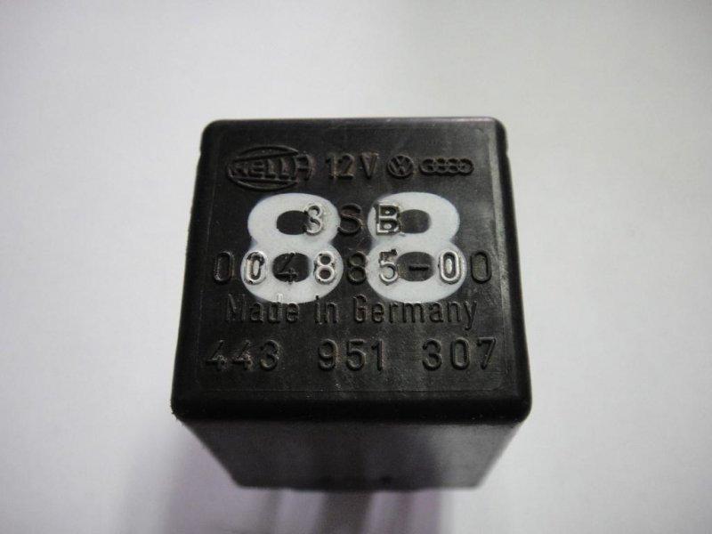 Реле Audi 80 89/B3 PP 1986 (б/у)