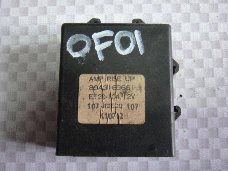 Реле Opel Frontera A C24NE 1993 (б/у)