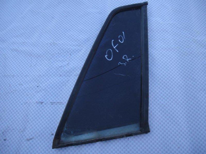 Стекло двери Opel Frontera A C24NE 1993 заднее правое (б/у)