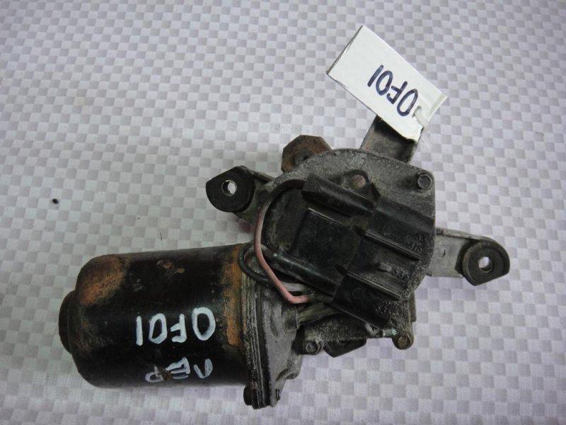 Мотор стеклоочистителя Opel Frontera A C24NE 1993 передний (б/у)