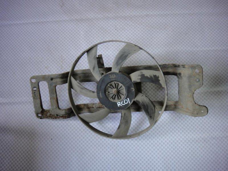 Вентилятор радиатора Renault Clio LB0C K7J 700 2001 (б/у)