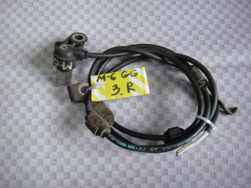 Датчик abs Mazda Mazda6 GG LF17 2005 задний левый (б/у)