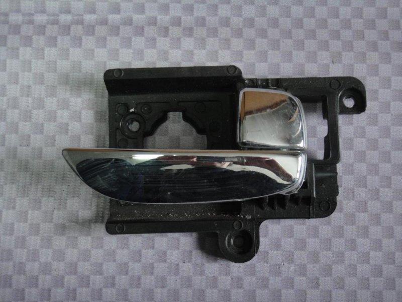 Ручка двери внутренняя Hyundai Elantra HD G4FC 2010 правая (б/у)