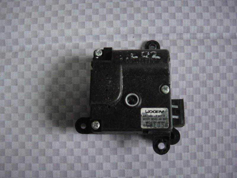 Мотор заслонки отопителя Hyundai Elantra XD G4ED 2008 (б/у)