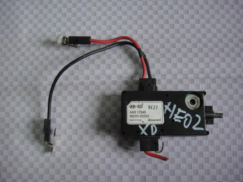 Усилитель антенны Hyundai Elantra XD G4ED 2008 (б/у)