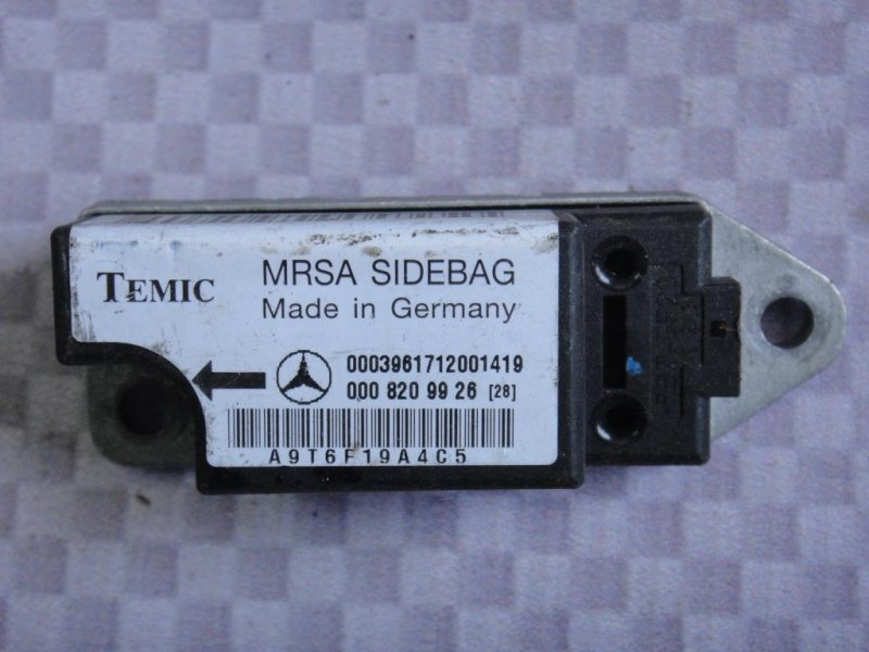 Датчик airbag Mercedes-Benz E-Class W210 M104.945 1996 (б/у)