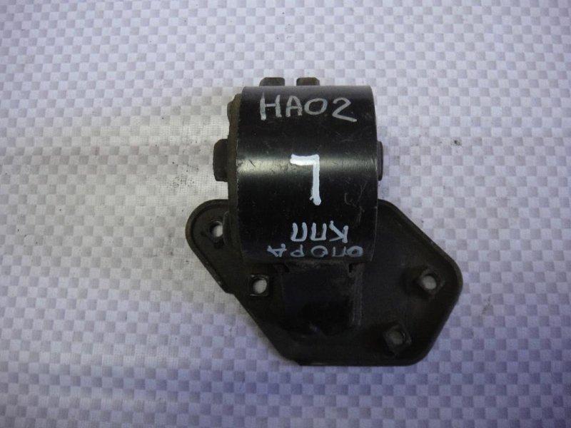 Опора кпп Hyundai Accent LC2 G4EC 2006 левая (б/у)