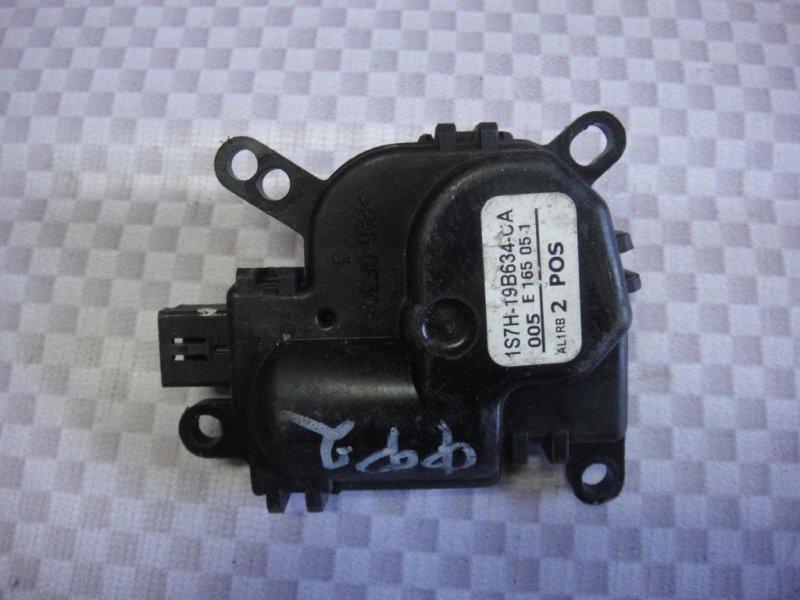 Мотор заслонки отопителя Ford Focus CB4 QQDB 2006 (б/у)