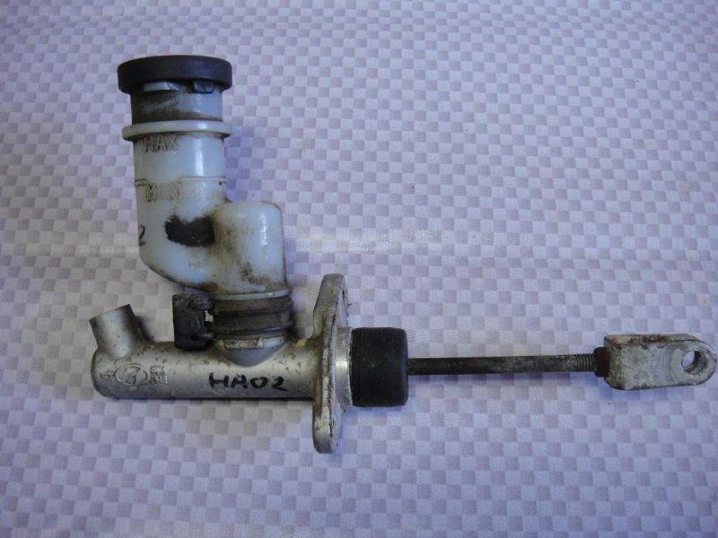 Цилиндр сцепления главный Hyundai Accent LC2 G4EC 2006 (б/у)