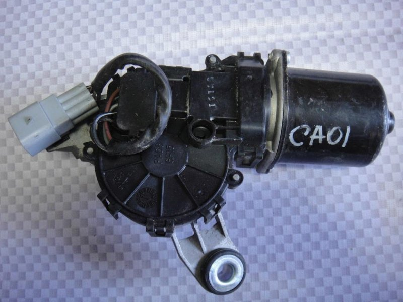 Мотор стеклоочистителя Chevrolet Aveo T250 F14D3 2008 передний (б/у)
