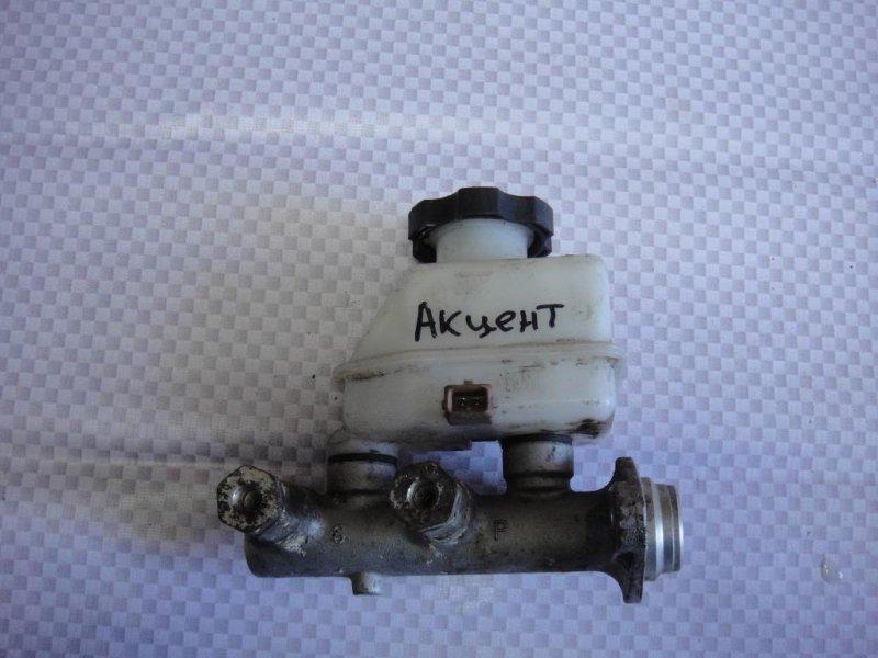 Цилиндр тормозной главный Hyundai Accent LC2 G4EC 2006 (б/у)