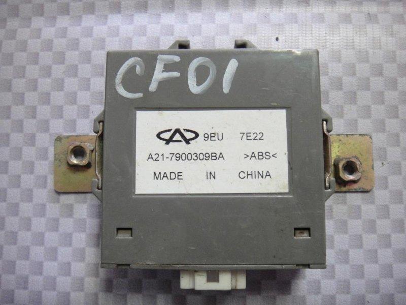 Блок управления парктроником Chery Fora A21 A21 SQR484F 2007 (б/у)