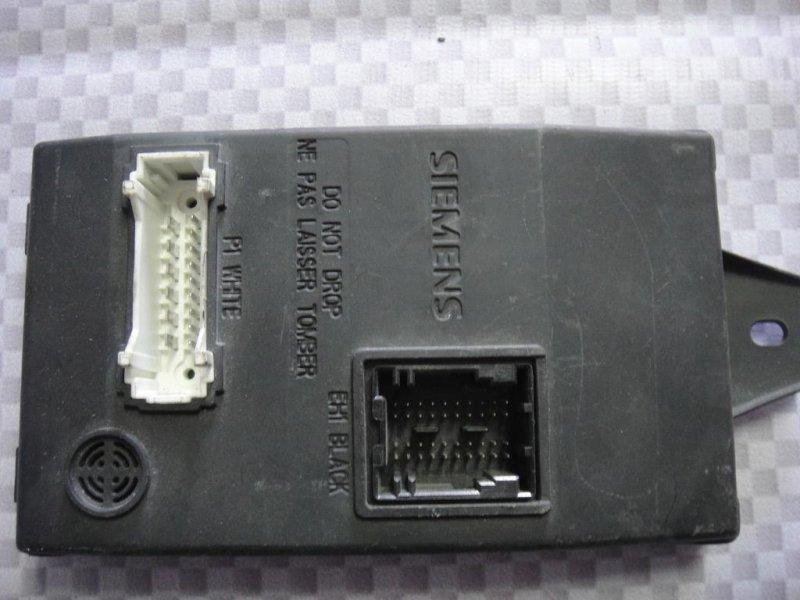Блок комфорта Renault Symbol LB K4J 700 2006 (б/у)