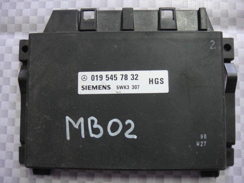 Блок управления акпп Mercedes-Benz E-Class W210 M104.945 1996 (б/у)