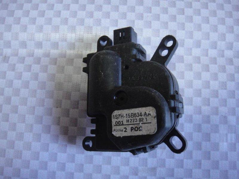 Мотор заслонки отопителя Ford Fusion CBK FXJA 2006 (б/у)