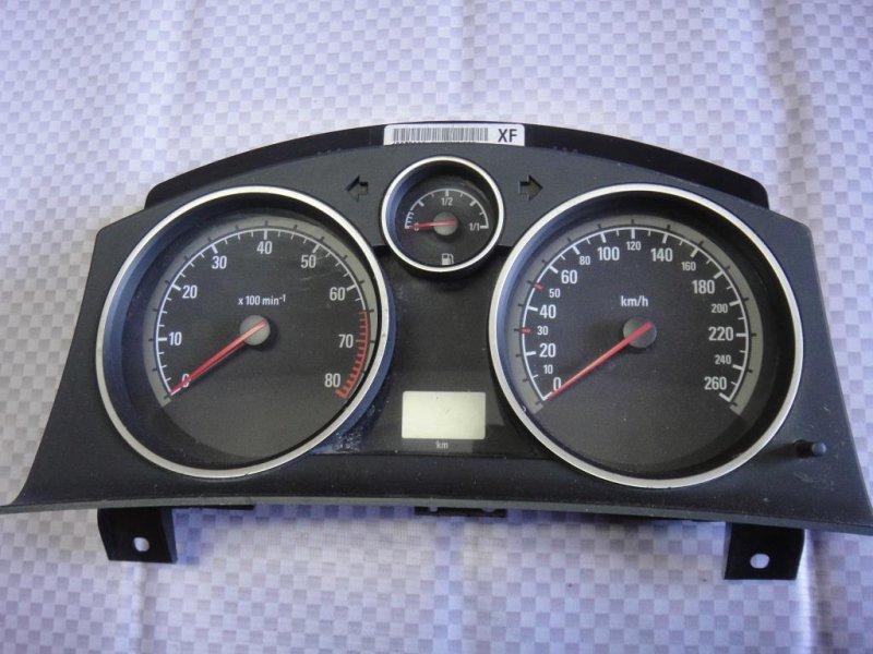 Панель приборов Opel Astra H Z18XER 2006 (б/у)