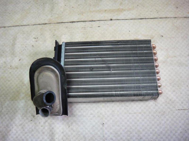 Радиатор отопителя Renault Megane LA K4M700 2003 (б/у)