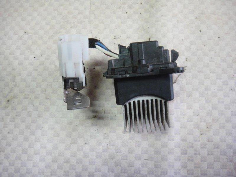 Резистор отопителя Subaru Impreza GE3 EL15 2008 (б/у)