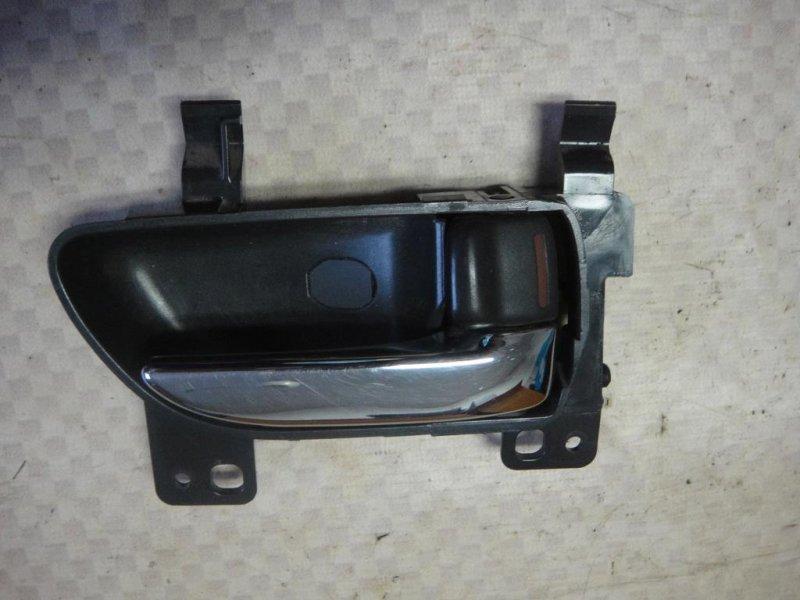 Ручка двери внутренняя Subaru Impreza GE3 EL15 2008 правая (б/у)