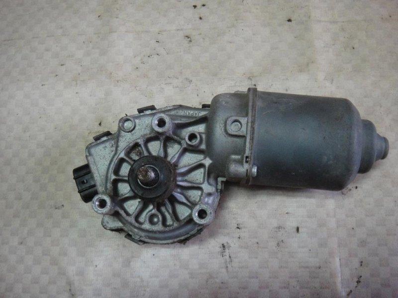 Мотор стеклоочистителя Subaru Impreza GE3 EL15 2008 передний (б/у)