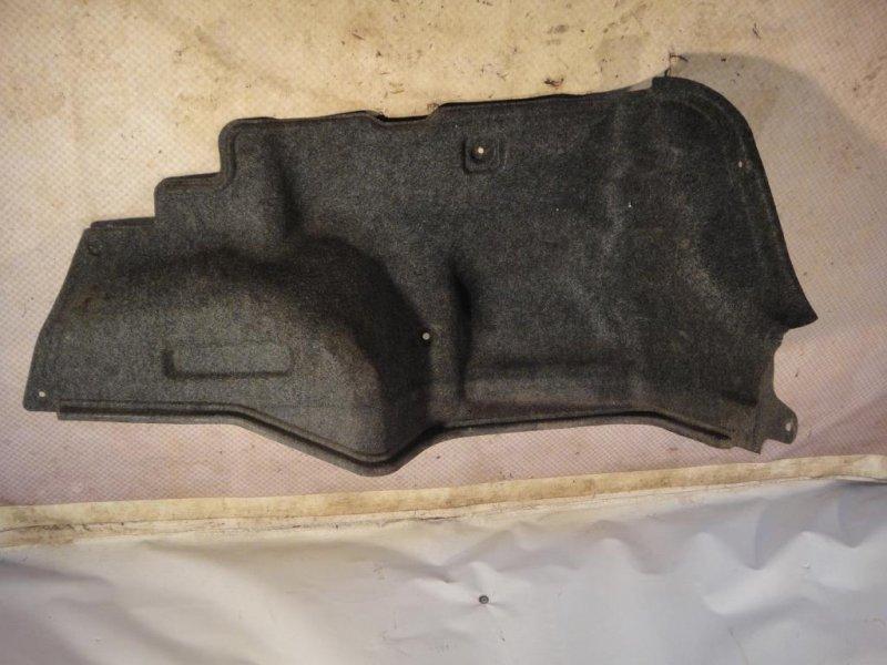 Обшивка багажника боковая Subaru Impreza GE3 EL15 2008 задняя правая (б/у)