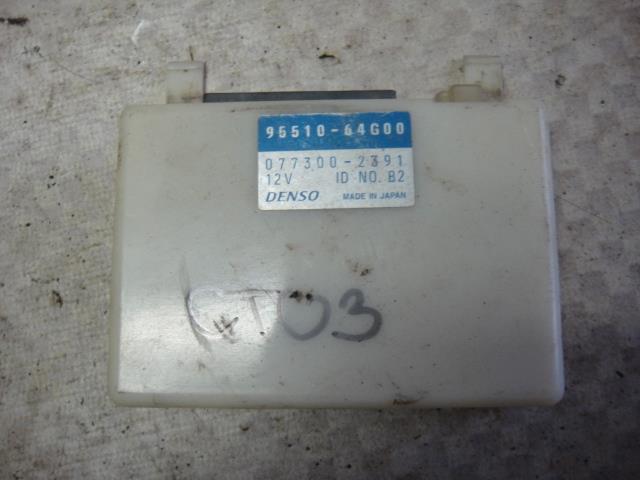 Блок управления кондиционером Chevrolet Tracker NBJ J203 2002 (б/у)