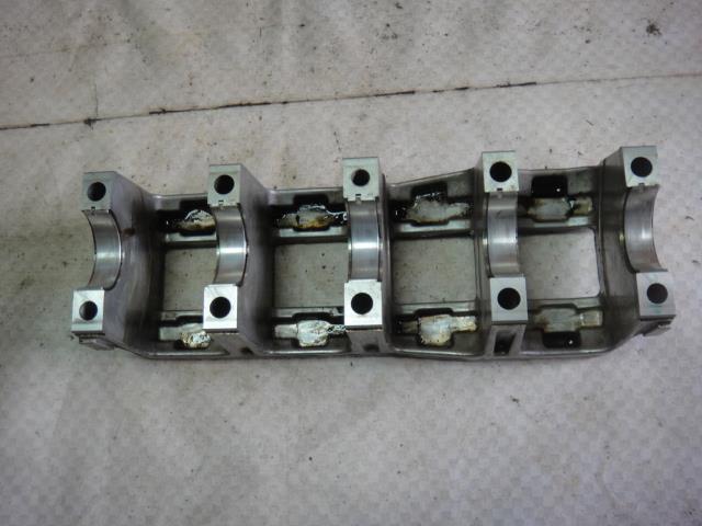 Постель коленвала Nissan Note E11 CR14DE 2007 (б/у)