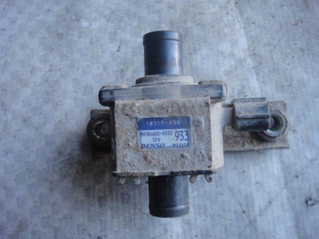 Клапан вакуумный Chevrolet Tracker NBJ J203 2002 (б/у)