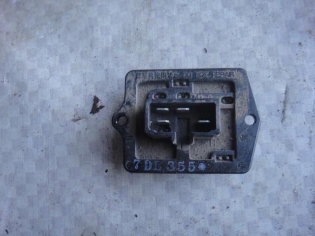 Резистор отопителя Chevrolet Tracker NBJ J203 2002 (б/у)