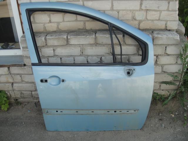 Дверь Renault Modus JP0C D4F 740 2009 передняя правая (б/у)