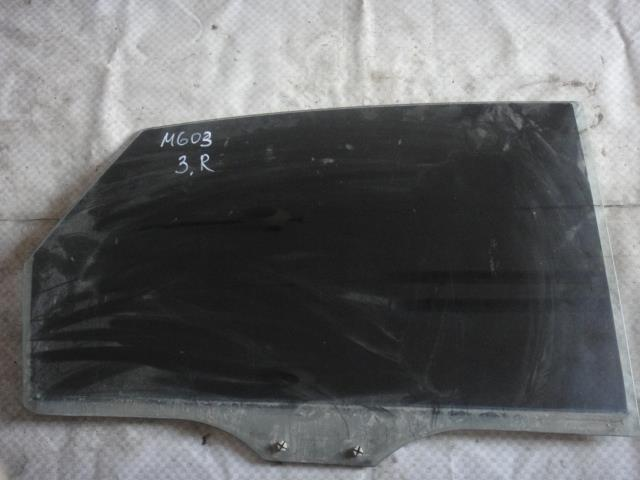 Стекло двери Mazda 626 GE FS 1992 заднее правое (б/у)