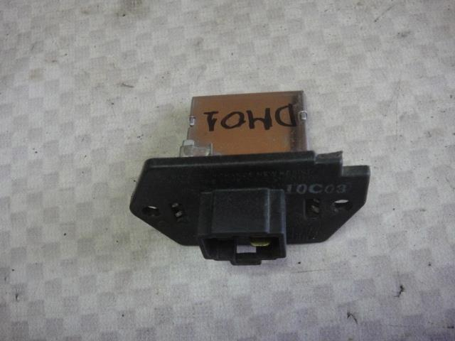 Резистор отопителя Daewoo Matiz KLYA F8CV 2010 (б/у)