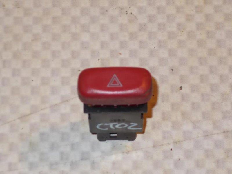 Кнопка аварийной сигнализации Chevrolet Tracker NBJ J20A 2000 (б/у)