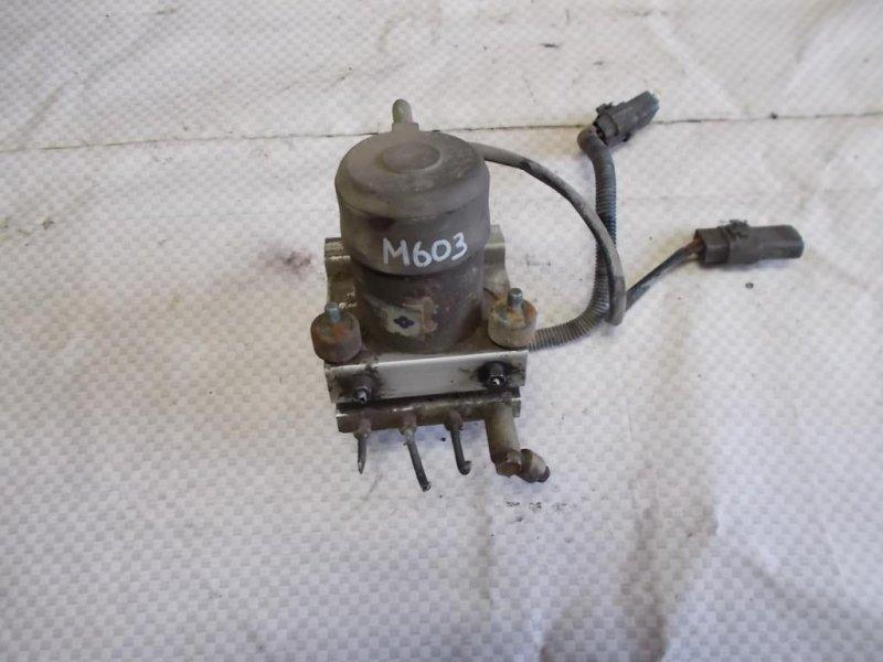 Блок abs (насос) Mazda 626 GE FS 1992 (б/у)