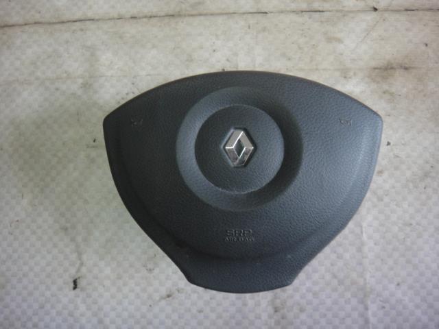 Подушка безопасности в руль Renault Modus JP0C D4F 740 2009 (б/у)