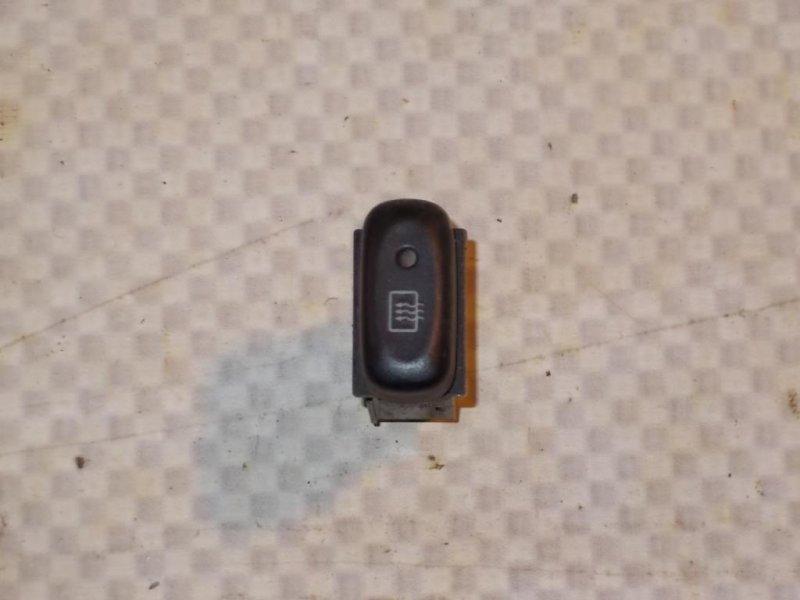 Кнопка обогрева стекла Chevrolet Tracker NBJ J20A 2000 задняя (б/у)