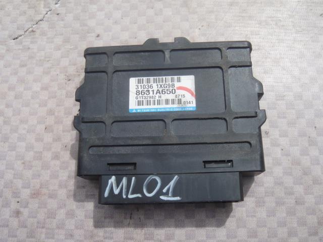 Блок управления акпп Mitsubishi Lancer CY4A 4B11 2008 (б/у)