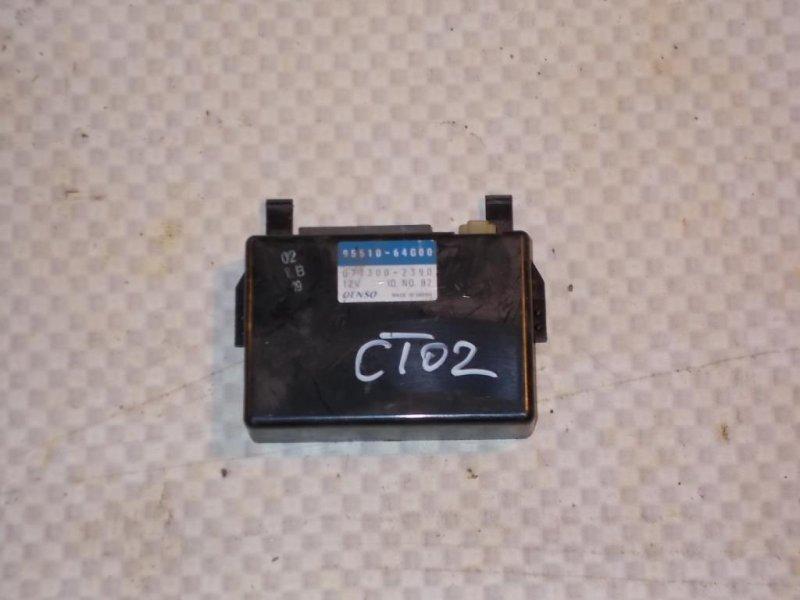 Блок управления кондиционером Chevrolet Tracker NBJ J20A 2000 (б/у)