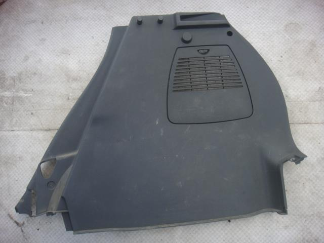 Обшивка багажника боковая Renault Modus JP0C D4F 740 2009 правая (б/у)