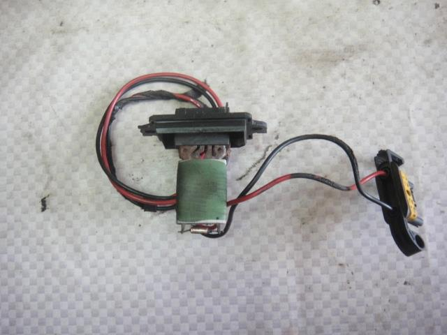 Резистор отопителя Renault Modus JP0C D4F 740 2009 (б/у)