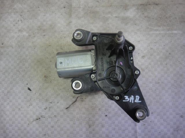 Мотор стеклоочистителя Renault Modus JP0C D4F 740 2009 задний (б/у)