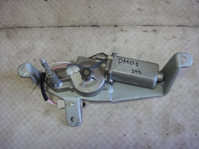 Мотор стеклоочистителя Daewoo Matiz KLYA F8CV 2010 задний (б/у)