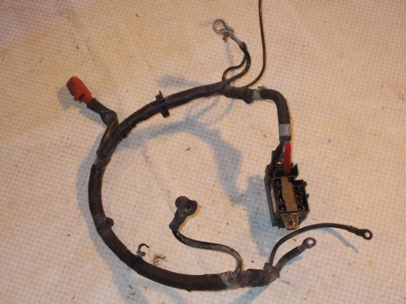 Проводка аккумулятора Chevrolet Tracker NBJ J20A 2000 (б/у)
