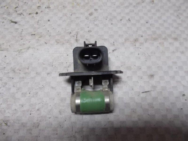 Резистор вентилятора охлаждения Hyundai Solaris RB G4FC 2012 (б/у)